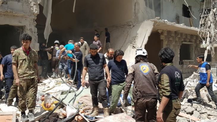 El ataque aéreo contra un hospital de Alepo es un llamamiento para que la ONU actúe ya