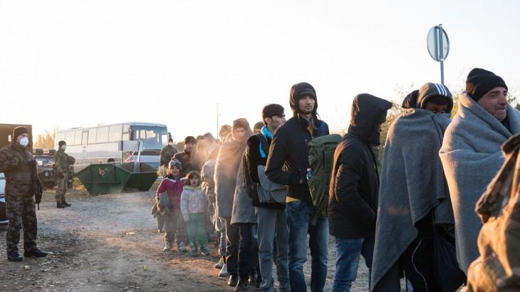 红十字与红新月运动表示:需要做更多工作保护移民的尊严与安全