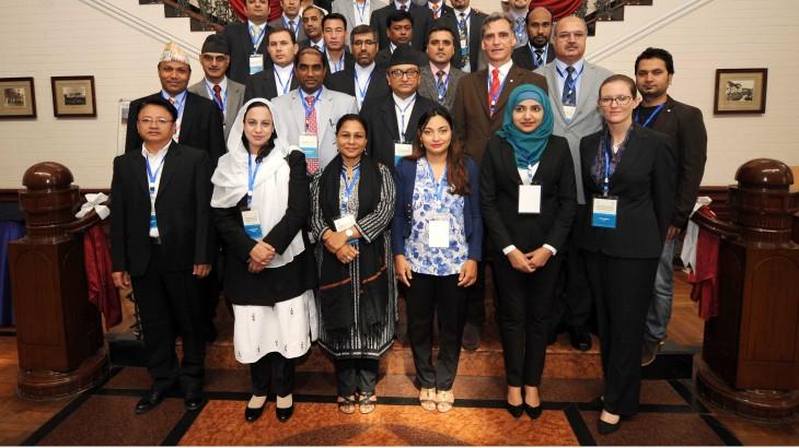 红十字国际委员会与各国司法部门开展有关国际人道法的合作