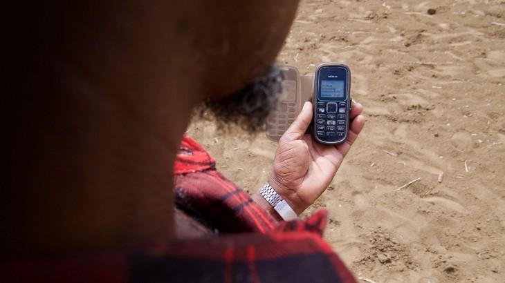 索马里:100美元一份的现金补助将帮助5.5万个家庭渡过旱灾期