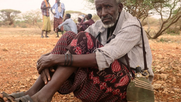 الصومال: انقطاع المطر والجفاف يهددان نمط الحياة البدوية
