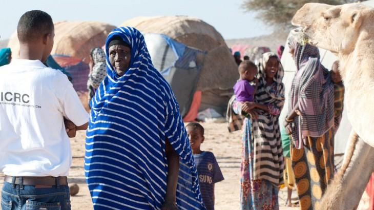 索马里:为2017年受冲突和旱灾影响的民众提供援助