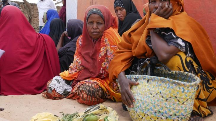 冲突连年、气候恶劣,索马里民众苦不堪言