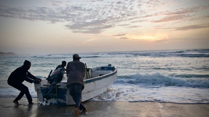 Somalia: Fishing trade sees boost from boat engines, freezers