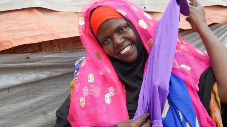 Somalia: Women entrepreneurs carve out a living in Mogadishu camps