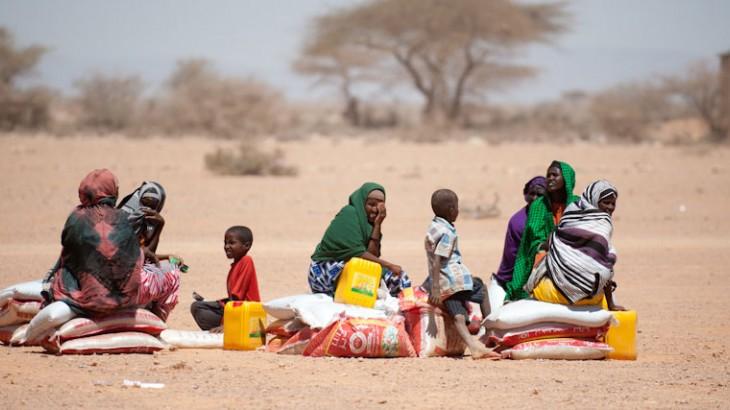 Somalia: el CICR asiste a 240.000 personas afectadas por fuerte sequía