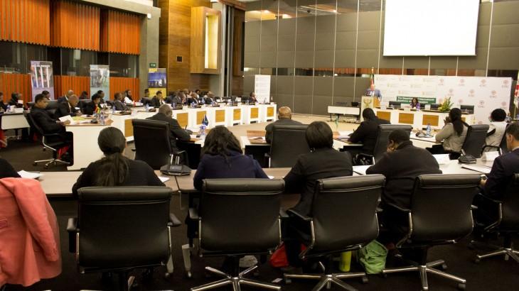 South Africa: Annual regional seminar on international humanitarian law