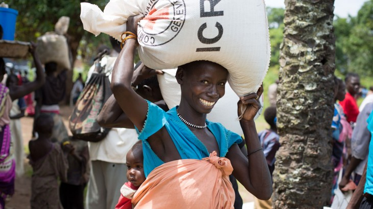 ICRC remains committed to South Sudan's people