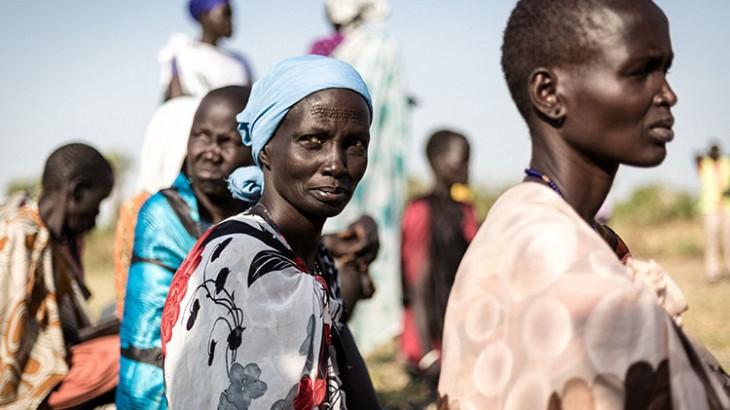 南苏丹:红十字国际委员会主席在访问期间表示饥饿及流离失所者人数令人震惊