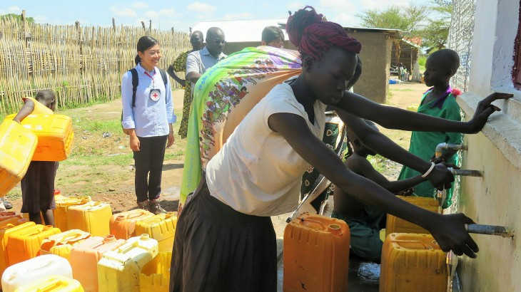 South Sudan: Countering the spread of preventable disease