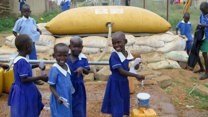 South Sudan: No life without water
