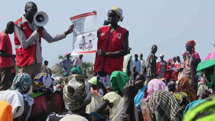 Red Cross launches first community engagement and accountability guide