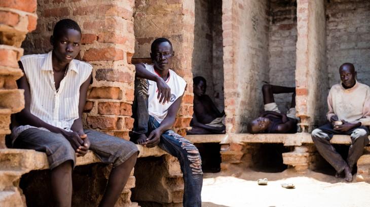 南苏丹:家属因暴力局势与粮食危机纷纷逃离 在押人员失去重要支持