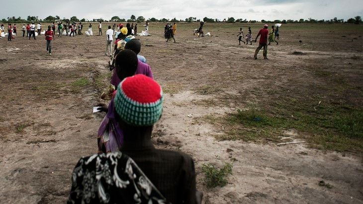 South Sudan: Tens of thousands flee fighting, face critical food shortages