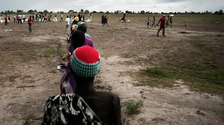جنوب السودان: فرار عشرات الآلاف من القتال وأزمة حادة بسبب نقص الغذاء