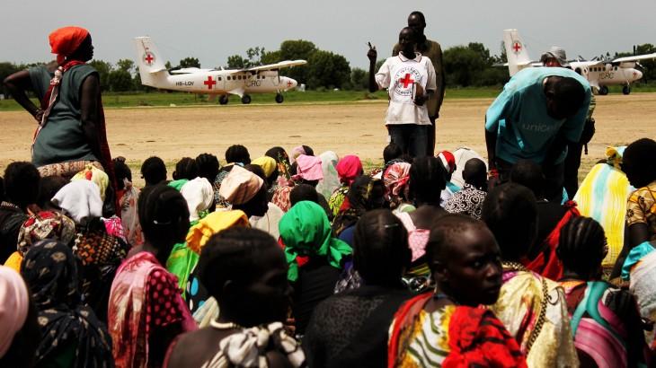 Западный Верхний Нил и Верхний Нил: нестабильная ситуация и возрастающие гуманитарные потребности
