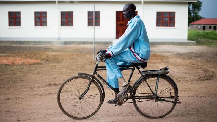 Sudão do Sul: respondendo às necessidades mais urgentes em 2017