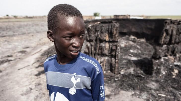南苏丹:除非采取紧急行动,否则可能爆发饥荒