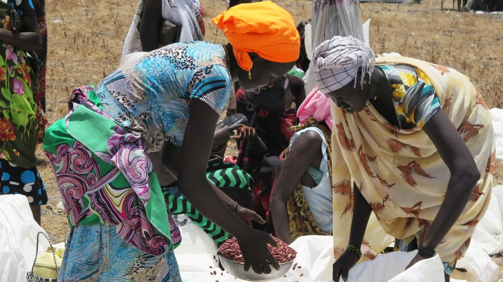 South Sudan: Preventing hunger and reducing malnutrition