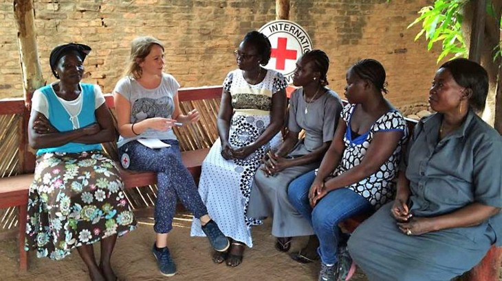 南苏丹:与社区合作帮助性暴力受害者