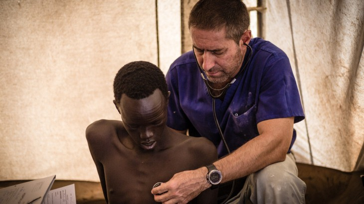 Life as a war surgeon in South Sudan