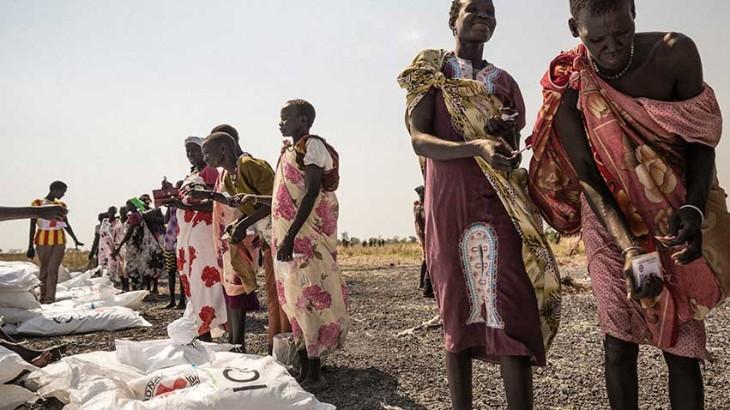 """红十字国际委员会行动部主任表示:""""急需大力加强应对饥荒工作力度"""""""
