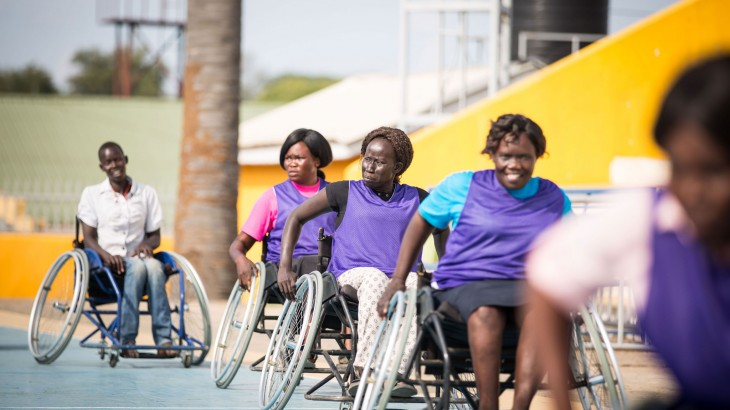 South Sudan: 80 Wheelchair basketball players to face off in two-day tournament in Juba