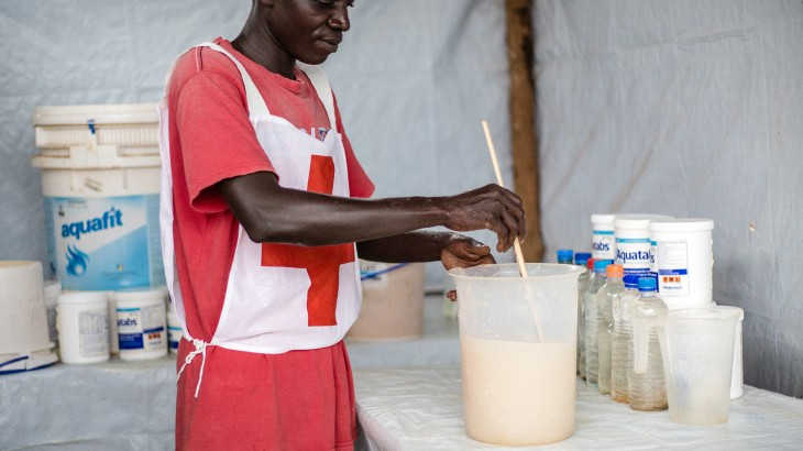 South Sudan: Surviving upsurge in violence and keeping safe from cholera