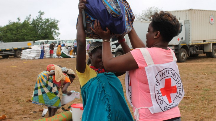 Assisting communities in need of humanitarian assistance in Southern Africa