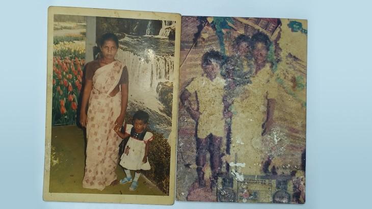 Sri Lanka: reencuentro familiar luego de casi tres décadas de separación