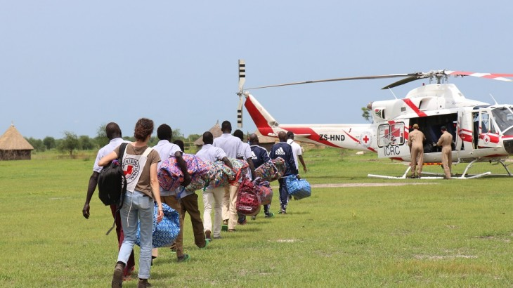 South Sudan: ICRC facilitates release of 15 detainees