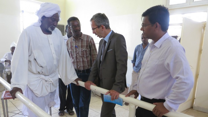 Sudan: ICRC committed to expanding humanitarian activities