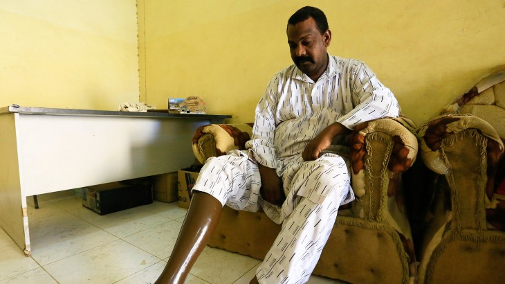 Sudan: A second chance at life