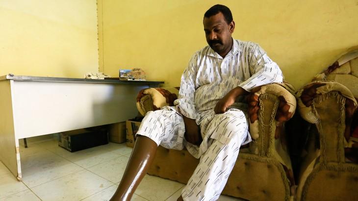 Sudán: una segunda oportunidad en la vida