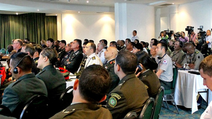 Mexico: Senior Workshop On International Rules Governing Military Operations (SWIRMO)