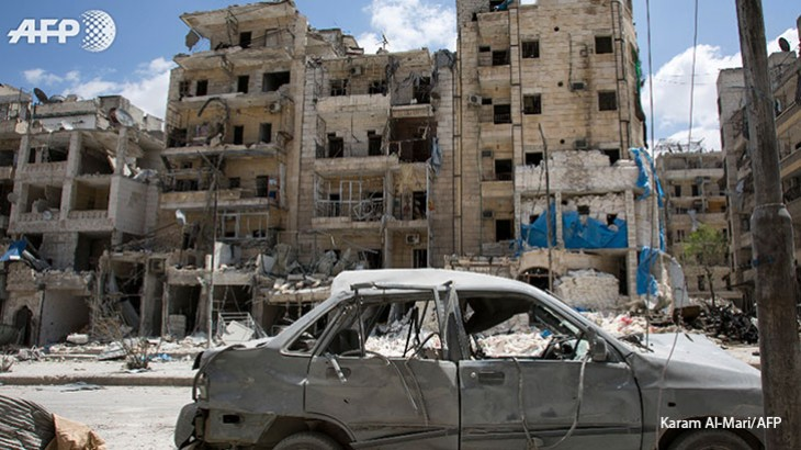 Syria: ICRC calls on all sides to stop indiscriminate violence in Aleppo