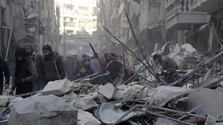 Syrie : aide accrue au milieu des violents combats dans la province d'Alep