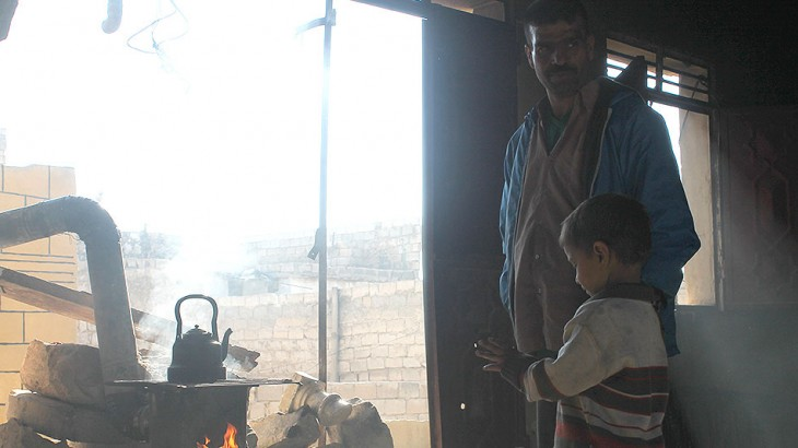 Syria: Humanitarian situation deteriorating as winter approaches