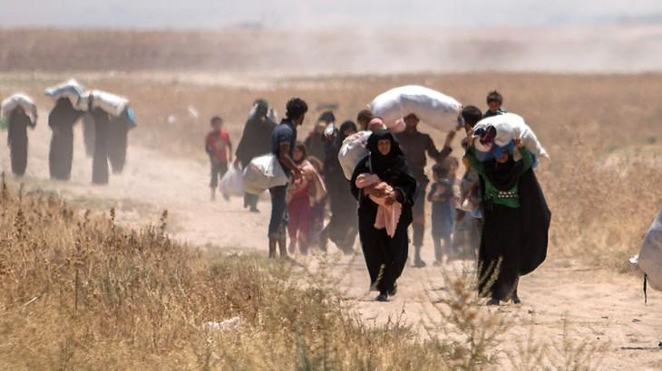 Президент МККК призывает мировых лидеров устранять корневые причины миграции