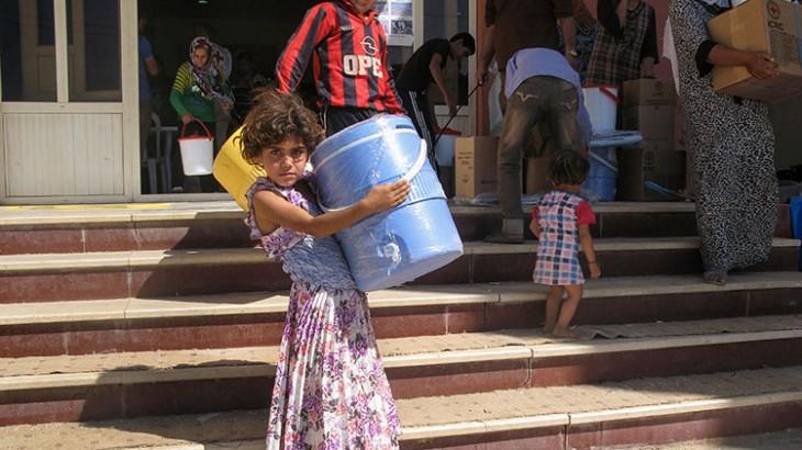 叙利亚:四项必要措施,减轻民众苦难