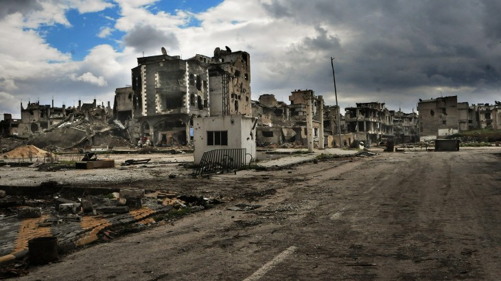 Syria: 2014 saw escalating human cost and humanitarian challenges