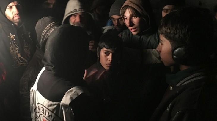 红十字国际委员会呼吁立即全面解除对叙利亚所有地区的围困