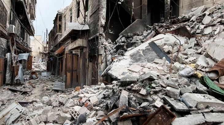 """红十字国际委员会向各国领导人呼吁:""""将叙利亚的幻灭现实转变为希望"""""""