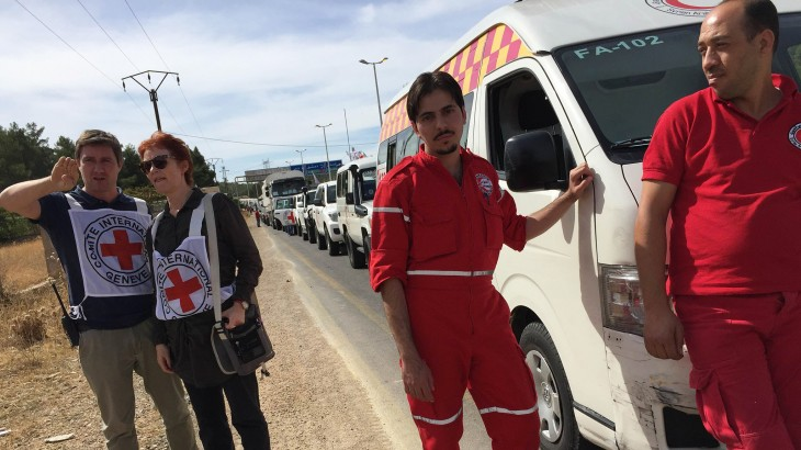 Syria: Emergency aid reaches thousands of people trapped in besieged areas