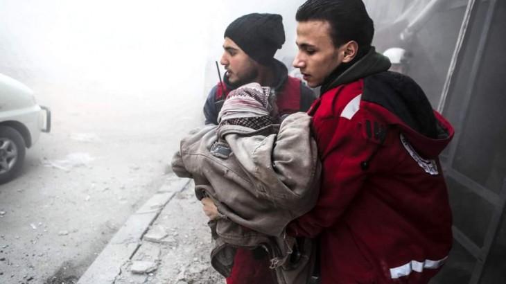 叙利亚:大马士革局势亟待各方克制,急需获得人道准入
