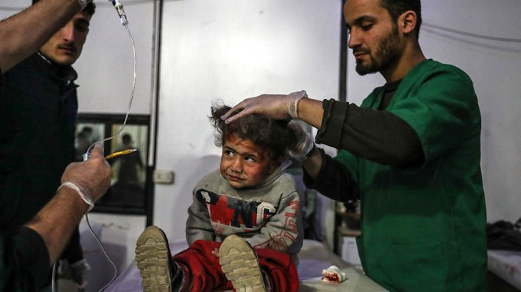 "Syria: Suffering in Eastern Ghouta reaches ""critical point"""