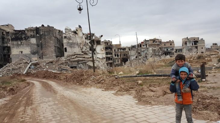 叙利亚战争:前线最新进展