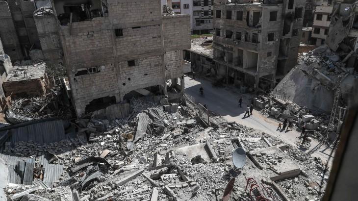 Declaración del presidente del CICR, Peter Maurer, tras su visita a Siria