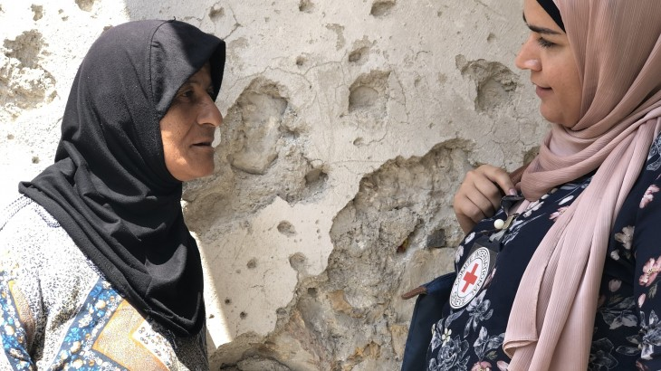 Syrien: Eine Welle von zivilen Opfern, Massenvertreibungen im Nordwesten des Landes