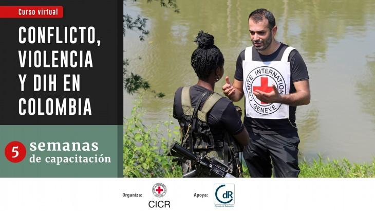 Curso virtual para periodistas que cubren conflicto y paz en Colombia